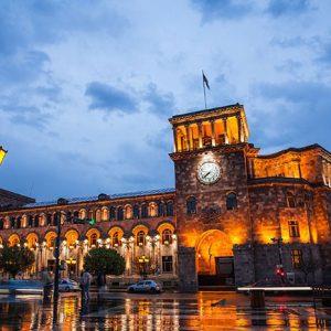 سرمایه گذاری در ارمنستان