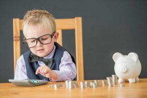آموزش سرمایه گذاری به کودکان